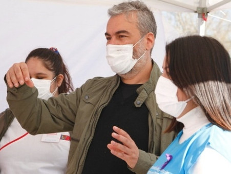 Campana se suma a las jornadas de vacunación itinerante de la provincia