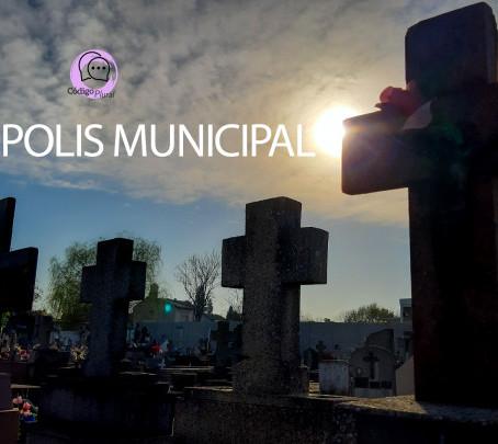 Necrópolis Municipal: Las historias que no mueren