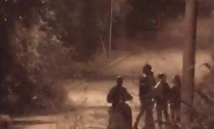 Detienen a motochorros tras asaltar a tres personas