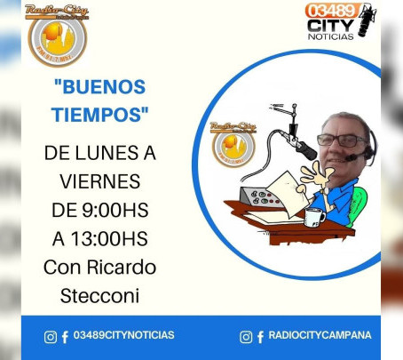 "Joel Vallomy dio más detalles de ""La Necrópolis Municipal"" a Ricardo Stecconi"