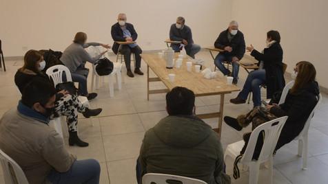 Autoridades municipales siguen coordinando acciones con representantes de clínicas privadas