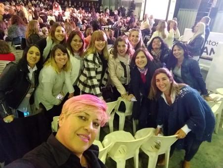 Candidatas a concejales participaron de un encuentro de mujeres con Vidal