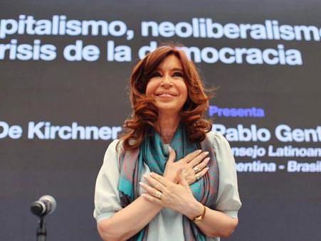 Los 10 mejores momentos de CFK en el Primer Foro Mundial de Pensamiento Crítico