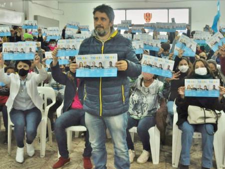 """Guillermo Varela: """"Dejamos de soñar para traer las cosas a la realidad''"""