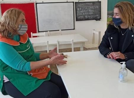 Schvartz pidió celeridad a Nación y Provincia para dar respuesta a los jardines de infantes privados