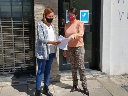 Romina Carrizo pidió ver las causas abiertas en torno a las fumigaciones con agrotóxicos