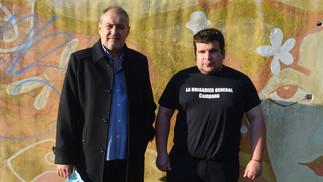 Principios y Valores: Roberto Dimeo se refirió al acuerdo al que llegó con Joaquín Larricart