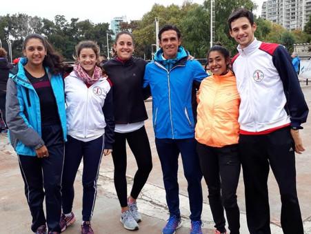 ATLETISMO: Cuatro subcampeonatos para el C.C.C. en la primera jornada del Nacional Universitario