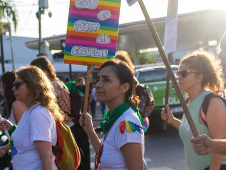 """""""La historia de la comunidad LGBTTQI es una historia de lucha y conquista de derechos"""""""