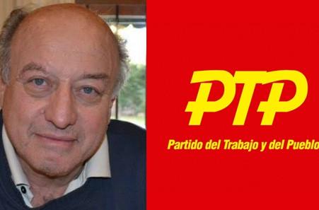 Roberto Carpano: el P.T.P. llama a votar al Frente de Todos