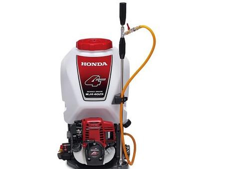 Honda Motor de Argentina lanza una nueva mochila fumigadora