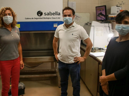 Con la colaboración de empresas locales, el Hospital San José sumó nuevo equipamiento