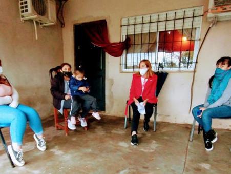 Impulsan proyecto de trabajo sustentable para mujeres sostén de hogar