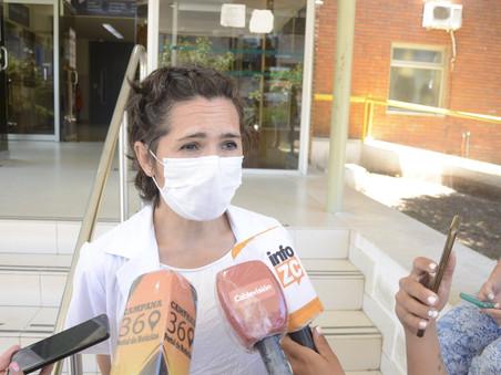 """""""El próximo lunes llegarían las primeras vacunas a Campana"""""""