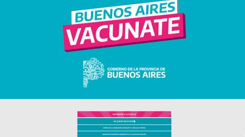 La Provincia puso en marcha el sistema de denuncias por irregularidades en el plan de vacunación