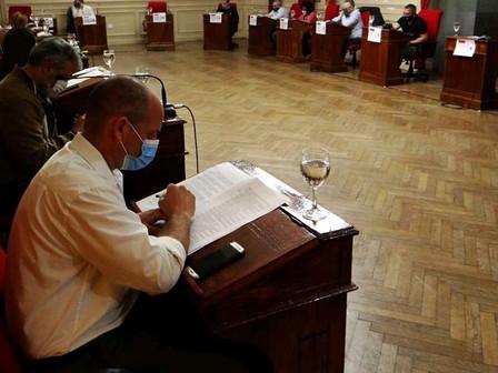 """""""El oficialismo dejó en evidencia la complicidad con LandNort"""""""