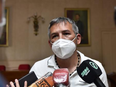 """Contreras celebró la convalidación del programa """"Terminá la Secundaria"""""""