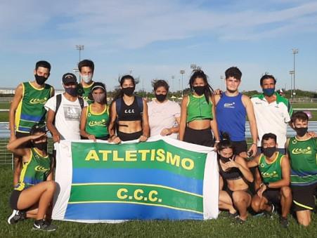 ATLETISMO: El Club Ciudad de Campana participó del Campeonato Argentino Virtual