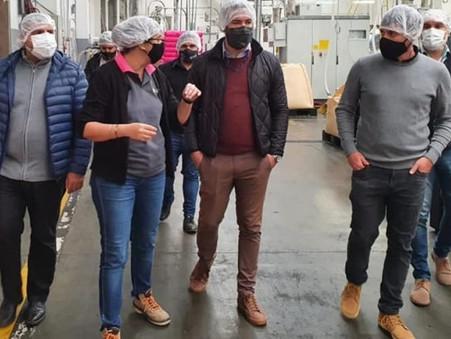 El Ministerio de Trabajo impulsa políticas para sostener la producción y el empleo