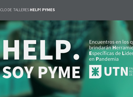 El ciclo ''Help!, soy PyME'' fue declarado de Interés Legislativo por el H.C.D.