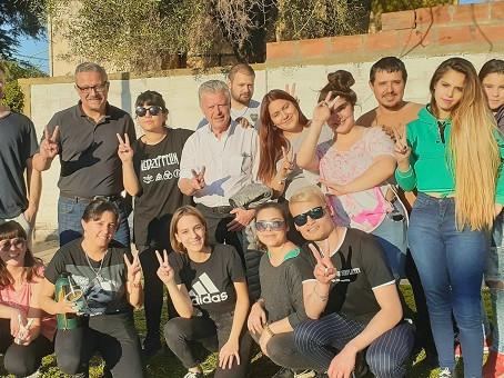 """Rubén Romano: """"En mi gestión, la juventud va a ser protagonista"""""""