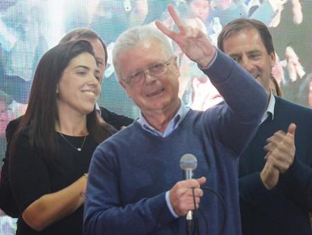 El peronismo unido de Campana presentó a sus candidatos