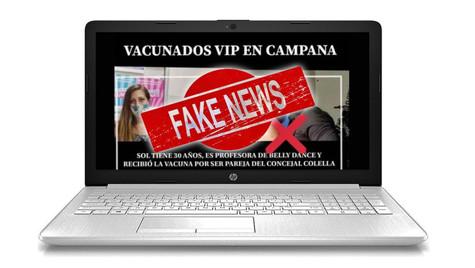 Periodismo canalla: Desmontando la operación de escrache contra una trabajadora de la Salud