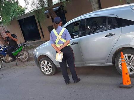 """Refuerzan los operativos contra """"motochorros"""" en el barrio Siderca"""