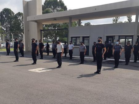 Abren nueva inscripción para la carrera de oficiales penitenciarios en la provincia de Buenos Aires
