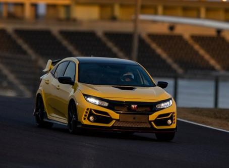 El Civic Type R de Honda marcó un nuevo récord de vuelta en el circuito de Suzuka