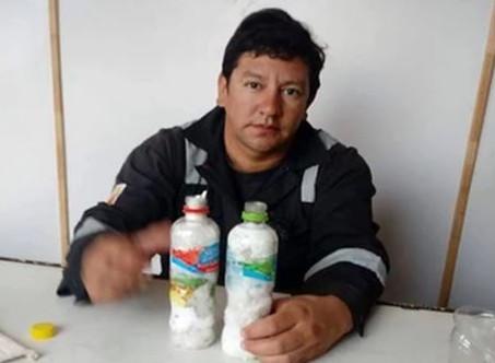 Pablo Alejandro Monterrosa: Mi historia como garantía