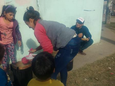 """Beatriz Gutierrez: """"No militamos para las elecciones: nosotros estamos los 365 días del año"""""""