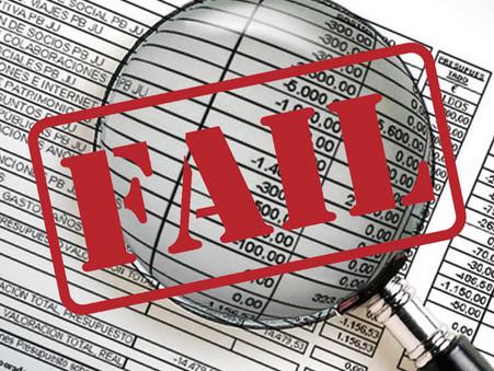 Campana, otra vez aplazada en ''Transparencia Fiscal''