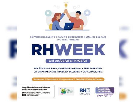La Oficina Municipal de Empleo invita al evento RH Week