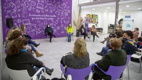 """""""Hablemos de Educación"""": Elisa Abella se reunió con docentes activas y jubiladas"""