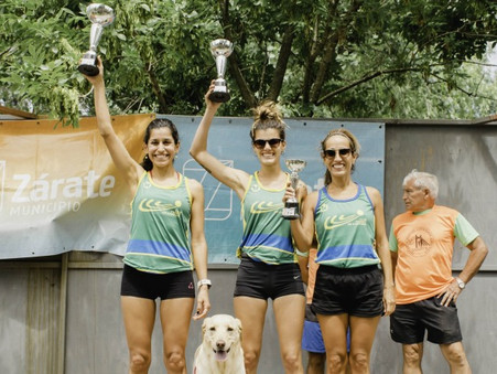 Running: El Club Ciudad fue el gran protagonista de la VI edición de la carrera ''Eugenio Montero''
