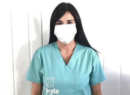 La primera paciente que se contagió de COVID-19 en Zárate se recuperó y se encuentra en su hogar
