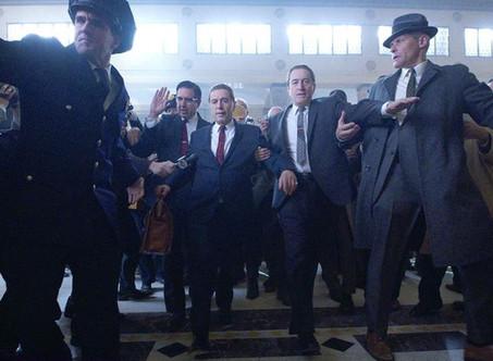 The Irishman: la nueva película de Martin Scorsese para Netflix