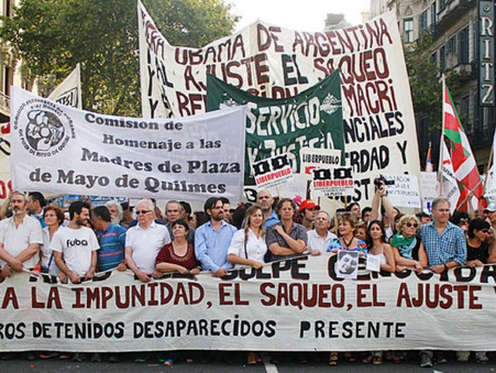 El PTS - FITU Campana convoca a movilizar hoy en Capital