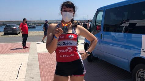 REMO: Marina Cosci sigue brillando en España