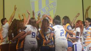 Puerto Nuevo presentó oficialmente a su equipo femenino de fútbol