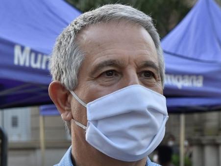 """Meiraldi aseguró que """"el kirchnerismo sale a empadronar gente pero las vacunas no llegan a Campana"""""""