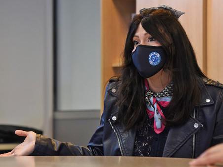 Soledad Alonso llevó el conflicto de los trabajadores municipales a la legislatura bonaerense