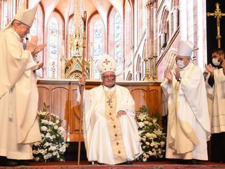 Mons. Justo Rodríguez Gallego fue nombrado obispo auxiliar de la diócesis Zárate-Campana