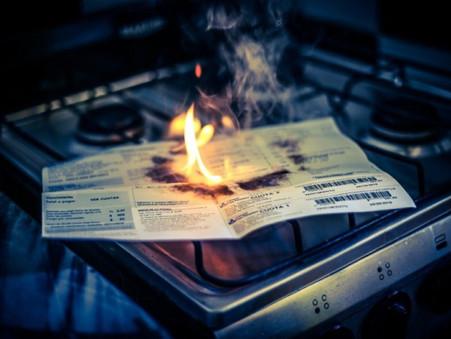 Gas: los usuarios pagarán a las empresas los costos de la devaluación
