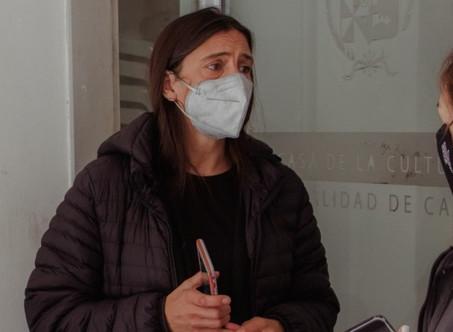 Elisa Abella anunció la extensión de la inscripción a los talleres municipales virtuales