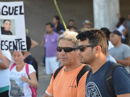 ''Justicia por Miguel Ledesma, mi querido amigo'' (de Luis Romero)