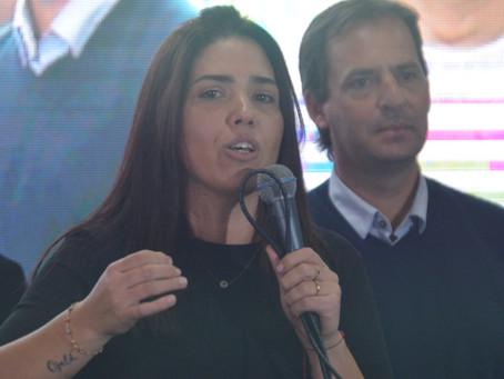 Sol Calle: ''Fui eligiendo a Néstor, cada vez y para siempre''