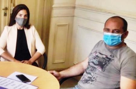 """""""Abella no puede hacerse el distraído cuando él mismo firmó el nombramiento de Lorenzati"""""""