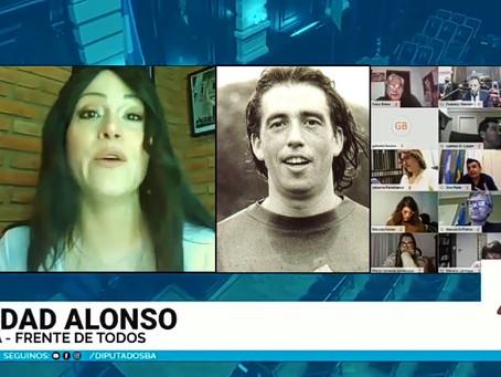 Media sanción al proyecto para declarar personalidad destacada del deporte a Sergio Fernández